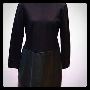 KENNETH COLE Drop waist dress, Sz XL
